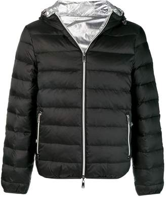 Emporio Armani down filled puffer jacket