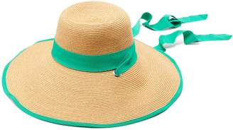 FILÙ HATS Arenal wide-brimmed straw hat