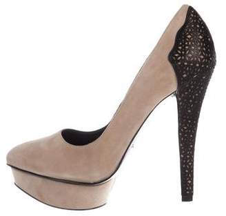 Elizabeth and James Nora Platform Pumps w/ Tags