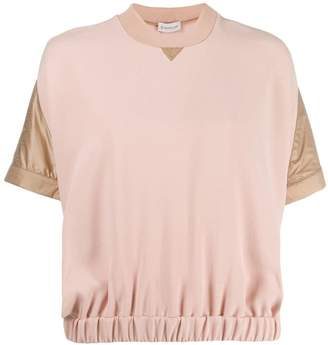 Moncler short-sleeve sweatshirt