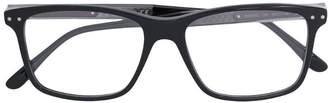 Bottega Veneta rectangle frame glasses