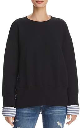 Current/Elliott The Recrafted Sweatshirt