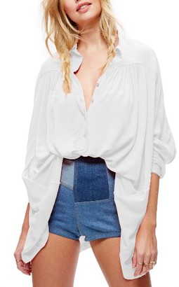 Women's Free People Lovely Day Shirt $108 thestylecure.com
