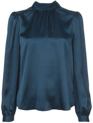 Veronica Beard turtle neck blouse