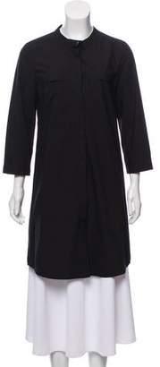 See by Chloe Long Sleeve Knee-Length Dress