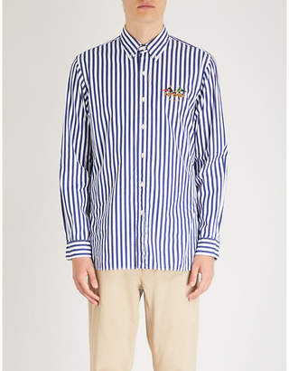 Polo Ralph Lauren Striped slim-fit cotton shirt