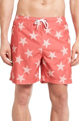 Men's Trunks Surf & Swim Co. San O Print Swim Trucks $54 thestylecure.com