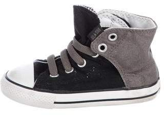 Converse Boys  High-Top Canvas Sneakers af93738f8