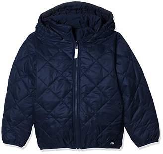 Helly Hansen (ヘリー ハンセン) - [ヘリーハンセン] K Reversible VOLCALOFTR Jacket HOJ11855 キッズ ヘリーブルー 日本 120 (日本サイズ120 相当)
