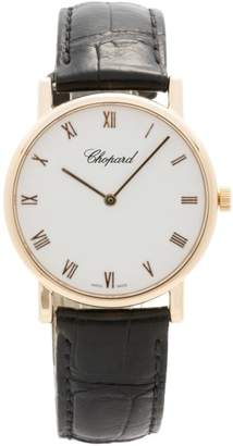Chopard Classic 16/3154 Rose Gold White Dial 33mm Mens Watch
