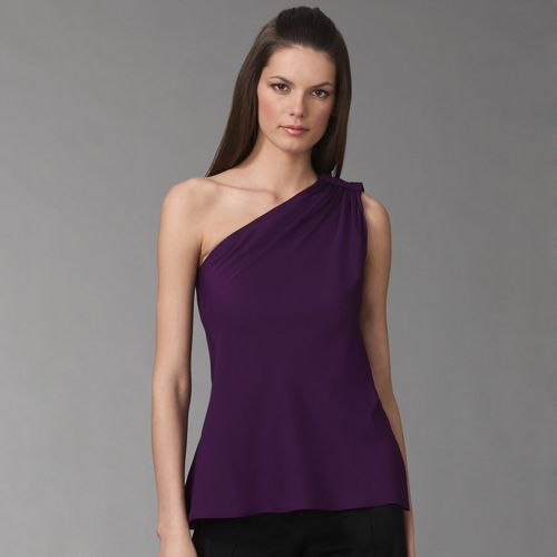 Abaete Whitney Asymmetrical Top