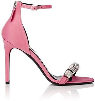 Calvin Klein Women's Camelle Satin Sandals