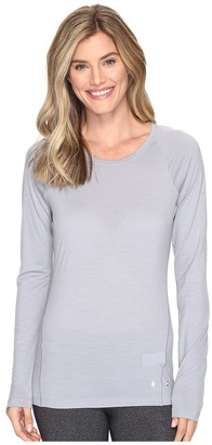 Smartwool - Merino 150 Baselayer Pattern Long Sleeve Women's Clothing $80 thestylecure.com