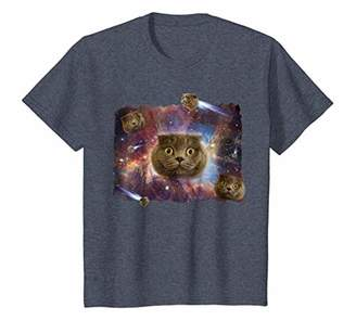 Scottish Fold Cat Comet Shirt