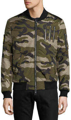 The New Designers Spleen Bomber Jacket