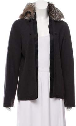 Lanvin Wool Knitted Jacket w/ Tags