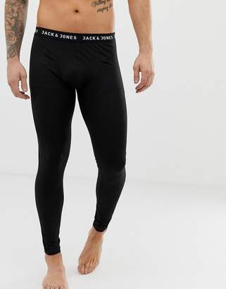 Jack and Jones long john lounge pant with trunk waistband