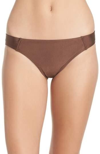 CHROMAT Banded Hipster Bikini Bottoms