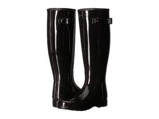 Hunter Refined Wide Fit Rain Boots