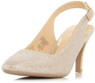 Dorothy Perkins Womens *Head Over Heels By Dune 'Carrla' Ladies Mid Heel Shoes