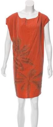 Diane von Furstenberg Embellished Cordie Dress w/ Tags