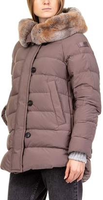 Peuterey Takan Fur 01 Down Jacket