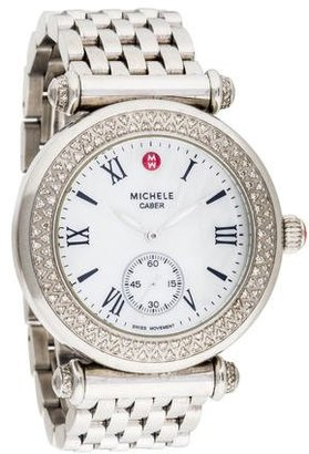 Michele Caber Watch $895 thestylecure.com