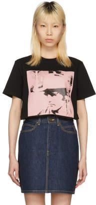Calvin Klein Black Dennis Hopper T-Shirt