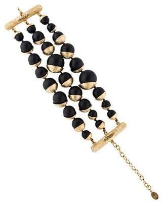 Christian Dior Mise en Multistrand Bracelet