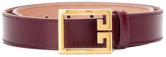 Givenchy Double G belt