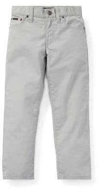 Ralph Lauren Little Boy's Slim-Fit Poplin Pants