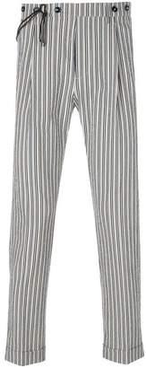Berwich barber stripe strousers
