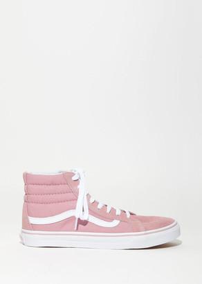 Vans Sk8-Hi Slim Sneakers $60 thestylecure.com