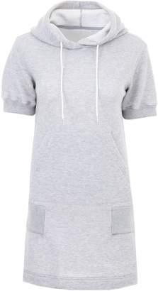 Sacai Sweatshirt Dress