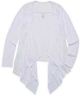 Arizona Long Sleeve Cardigan - Girls' 4-16 & Plus