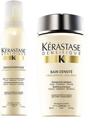 Kérastase Densifique Bain Densite (250ml) and Mousse Densimorphose (150ml)