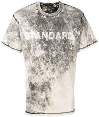 United Standard abstract print T-shirt