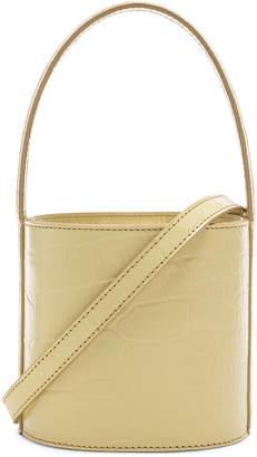 STAUD Mini Bissett Bag in Butter | FWRD