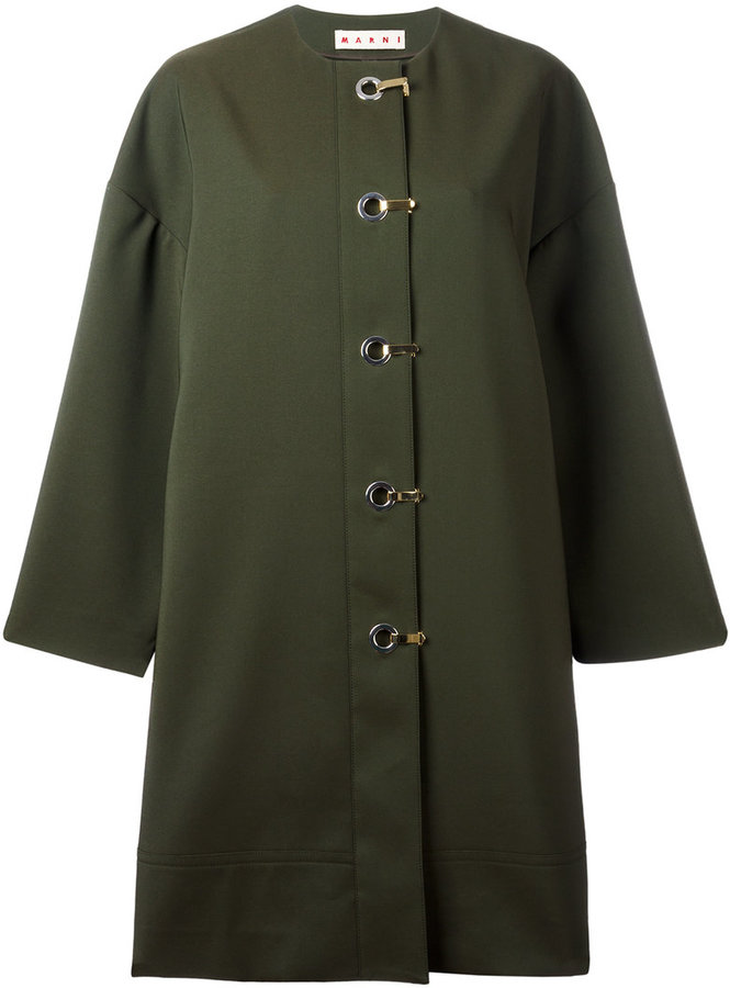 Marni Marni duster coat