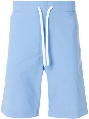 Ermanno Scervino cotton drawstring shorts