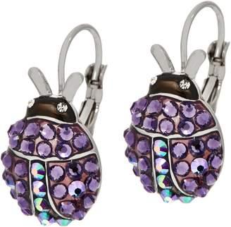 Ladybird Kirks Folly Lever Back Earrings