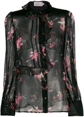Preen by Thornton Bregazzi Elva floral printed blouse