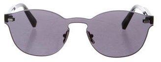 Ermenegildo Zegna Tinted Round Sunglasses $95 thestylecure.com