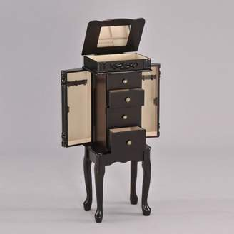 ACME Furniture Tiana Jewelry Armoire, Espresso