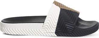 adidas AW Adilette colourblock sliders
