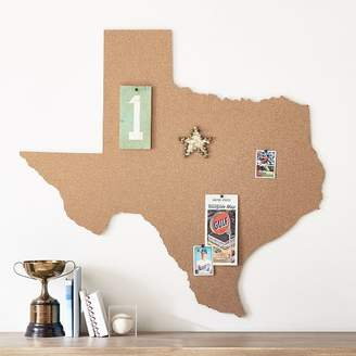 Pottery Barn Teen State Pride Corkboards