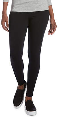 Hue Crisscross Cotton Leggings