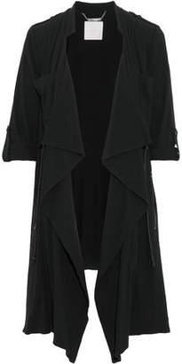 Ashley B. Cotton-Gauze Jacket