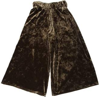 Paade Mode Velvet Pants