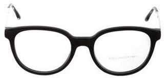Stella McCartney Square Frame Eyeglasses